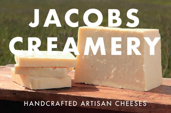Vendor Spotlight: Jacobs Creamery