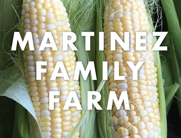 Vendor Spotlight: Martinez Family Farm