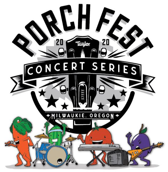 PorchFest this Sunday!!