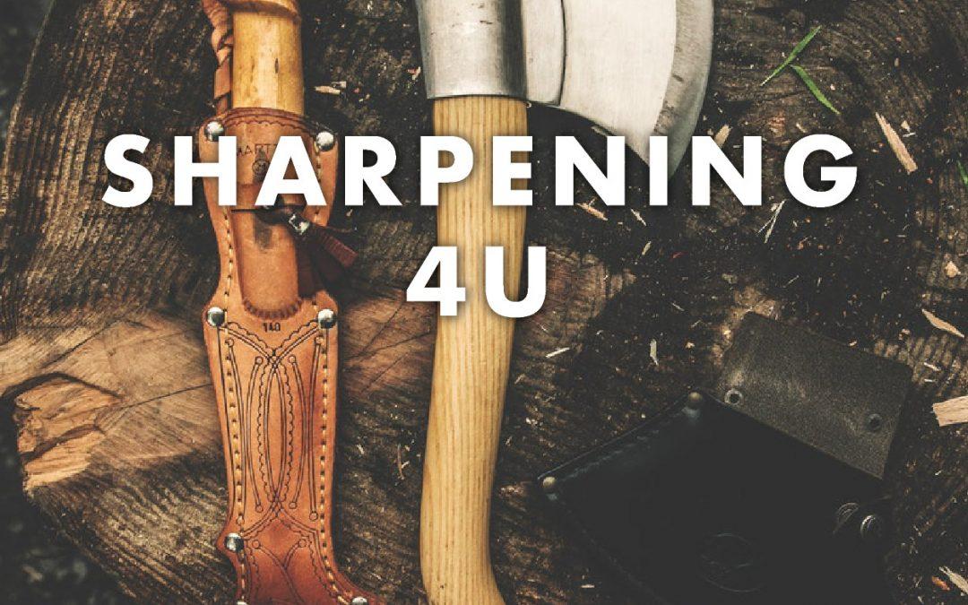 Vendor Spotlight: Sharpening 4U