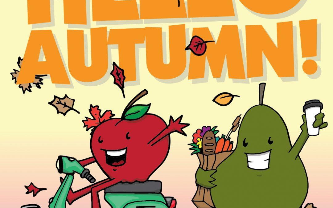 Hello Autumn!!